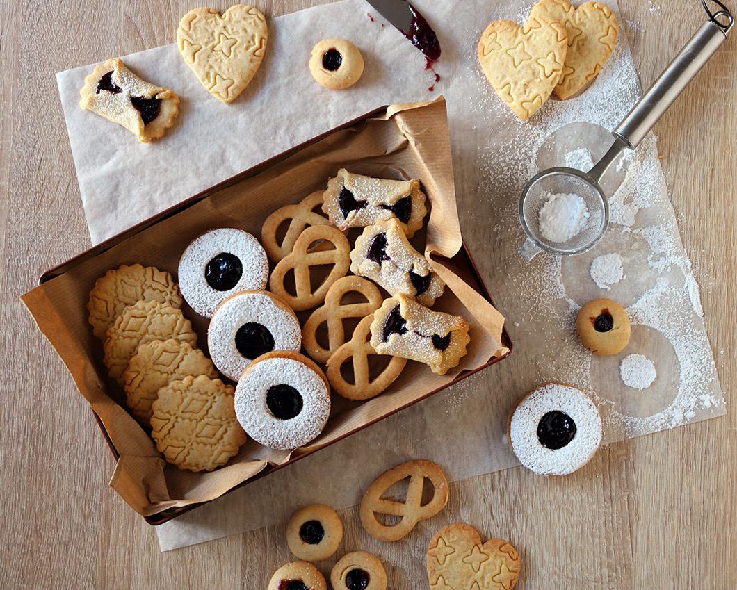 biscotti frolla