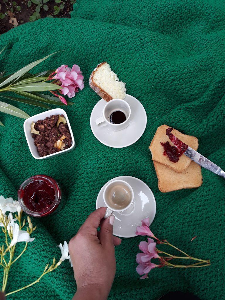 colazione d'estate