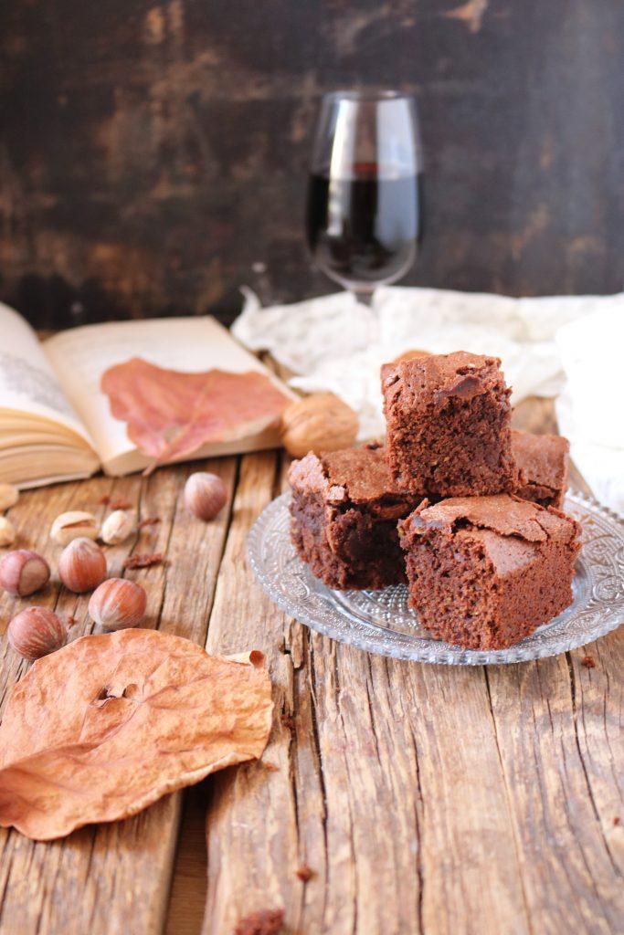 brownies al cioccolato 2