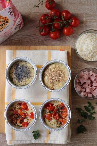 muffin salati